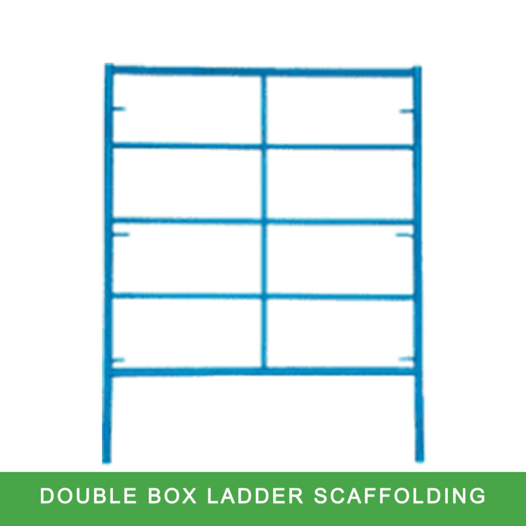 Double Box Ladder Scaffolding