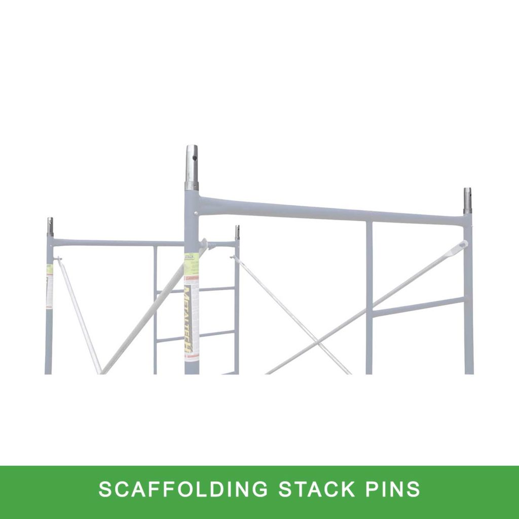 Scaffolding Stack Pins