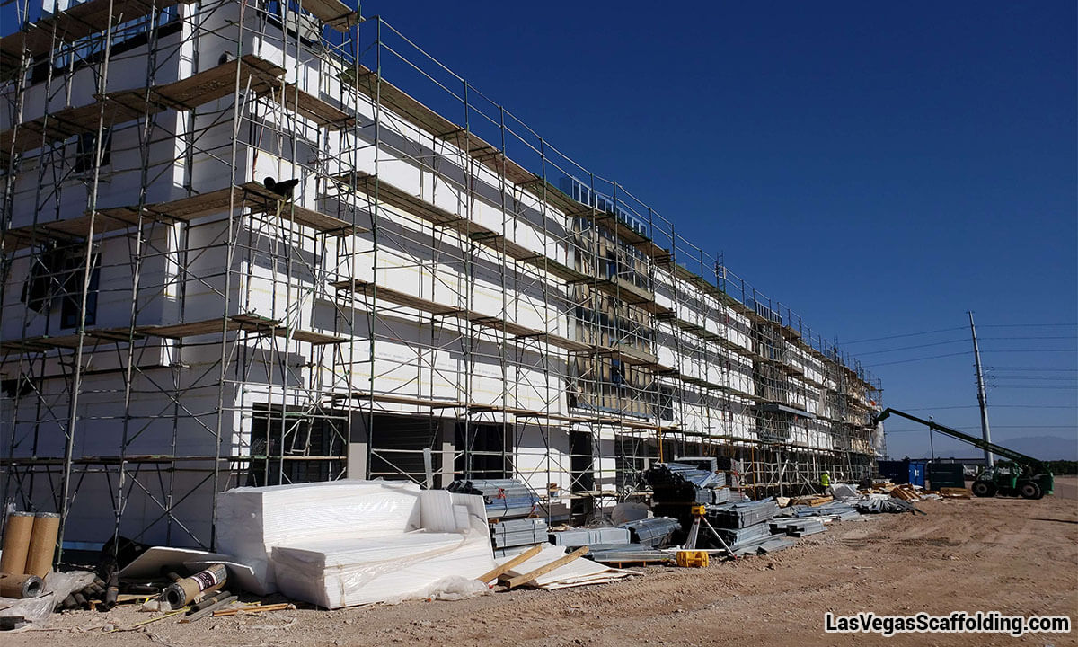 Las Vegas Scaffolding Elevated Platform Services
