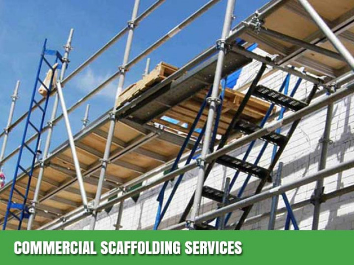 COMMERCIAL SCAFFOLDING SERVICES IMAGE