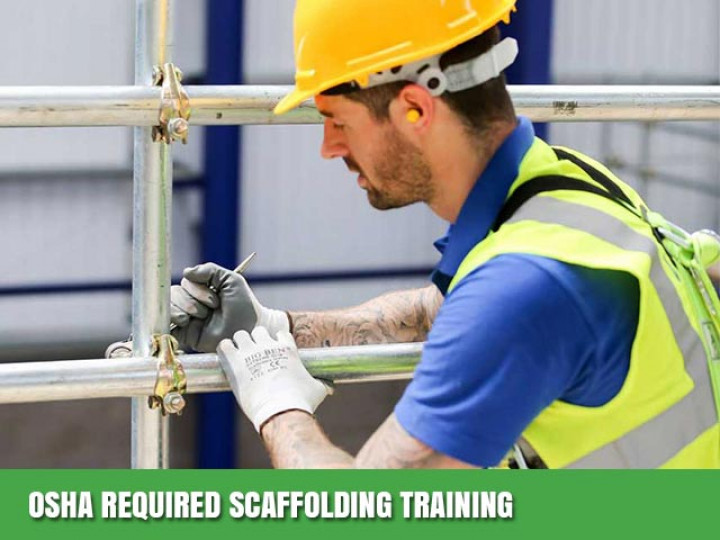 OSHA REQUIRED SCAFFOLDING TRAINING IMAGE